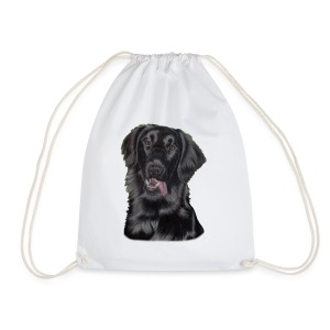 flatcoated retriever p - Sportstaske