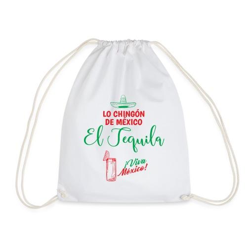 Lo Chingón de México - Mochila saco