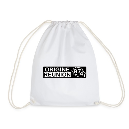 Origine Réunion 974 - v2 - Sac de sport léger