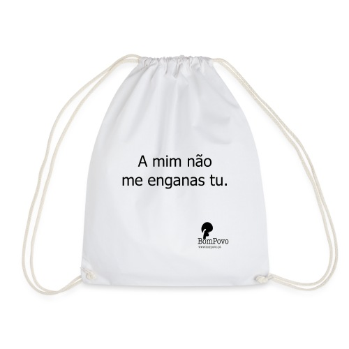 amimnomeenganastu - Drawstring Bag