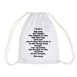 Hip Hop 1 - Drawstring Bag