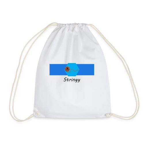 HexaString - Drawstring Bag
