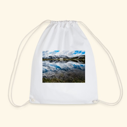 The Flood - Drawstring Bag