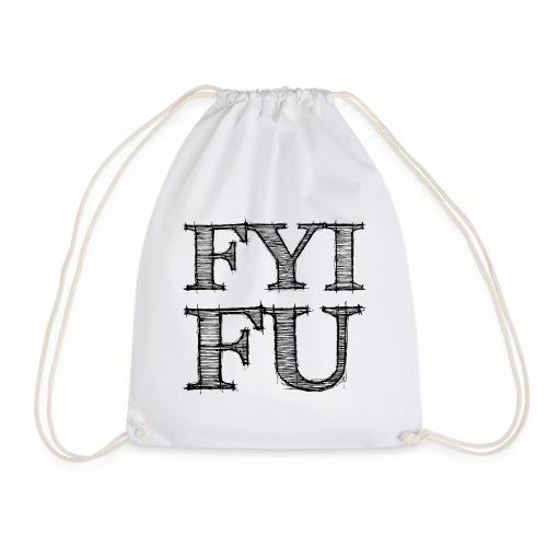 FYI - FU - Turnbeutel