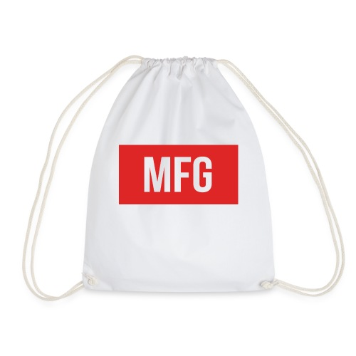 MFG on Youtube Logo - Drawstring Bag