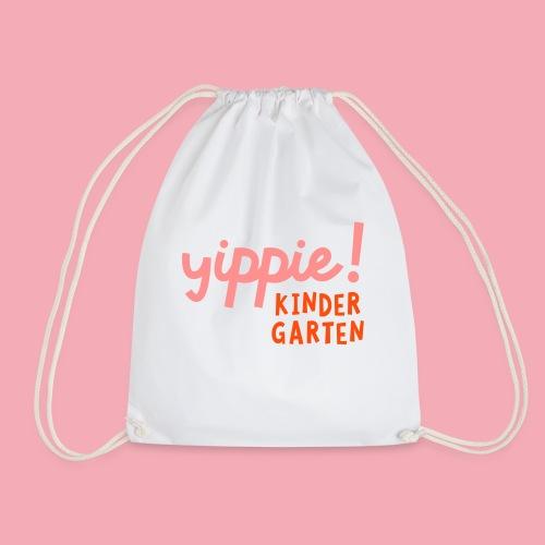 Yippie – Kindergarten! - Turnbeutel