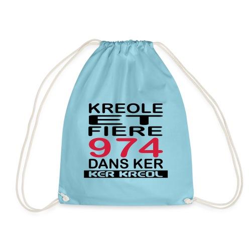 Kreole et Fiere - 974 ker kreol - Sac de sport léger