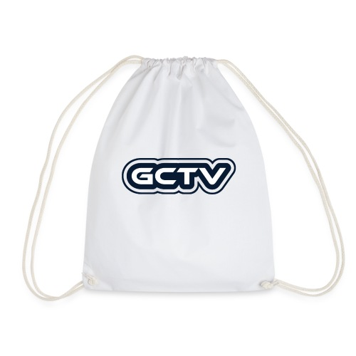 GCTV Navy - Drawstring Bag