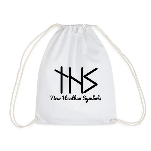 New Heathen Symbols - Turnbeutel