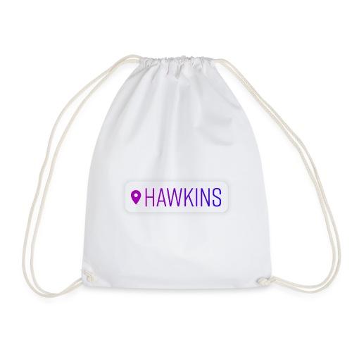 00208 Location Hawkins - Mochila saco