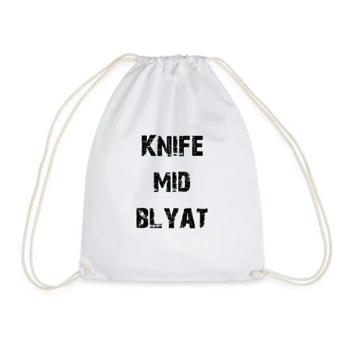 Knife mid Blyat - Sac de sport léger