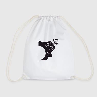 handcuff - Drawstring Bag