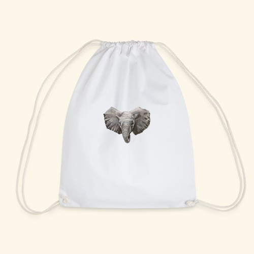 Little Elephant Ears - Drawstring Bag