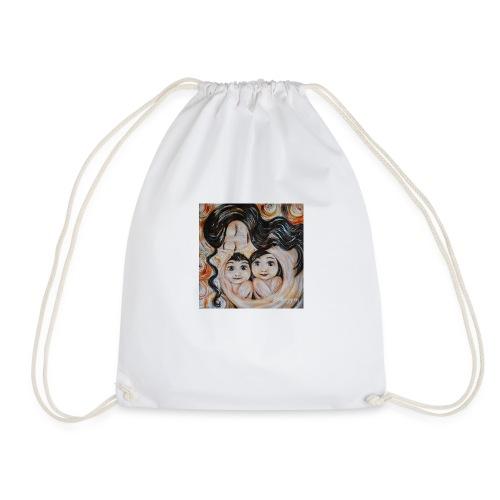 camiseta mujer mama e hijo - Mochila saco