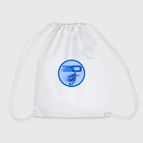 JR Footballers Logo Round - Drawstring Bag