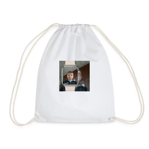 😥😥😥😥 - Drawstring Bag