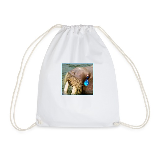 Salty Shirt - Drawstring Bag