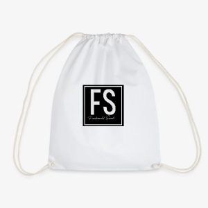 Fundamental Sounds Logo - Drawstring Bag