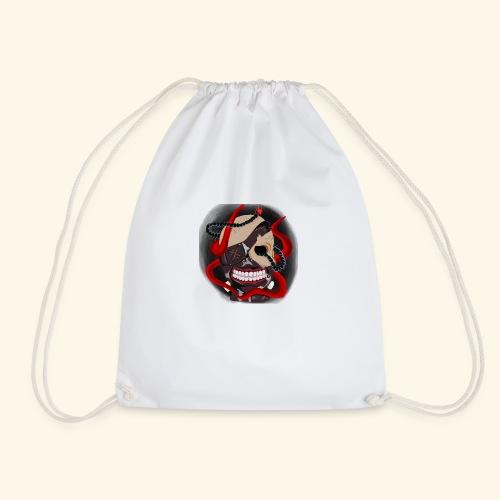 Tokyo Ghoul Tattoo design - Drawstring Bag