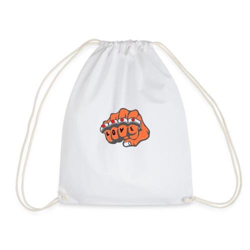Love - Drawstring Bag