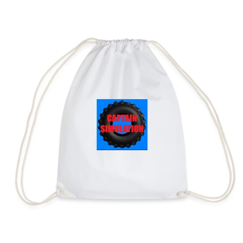 Captain Simulation - Drawstring Bag