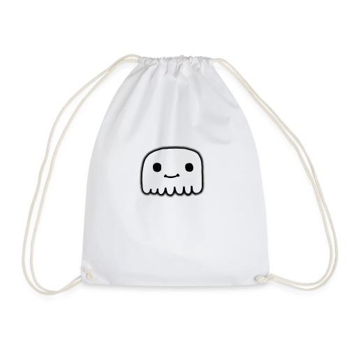GhostCloth schlichter Geist - Turnbeutel