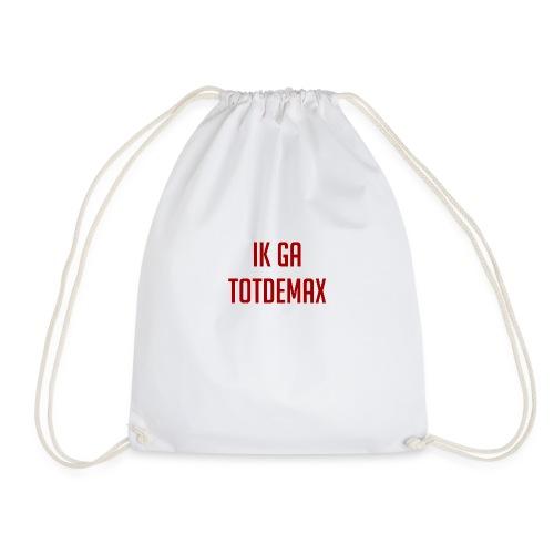 Ik ga TotDeMax - Gymtas