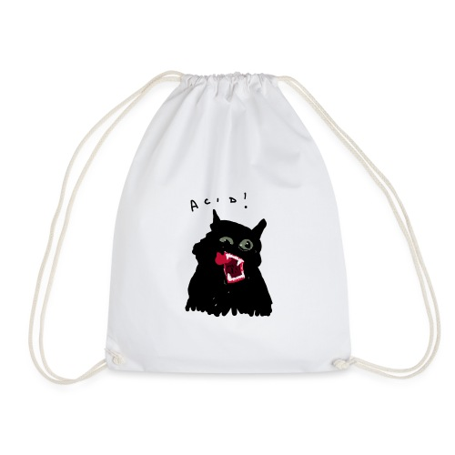 Black Cat - Mochila saco