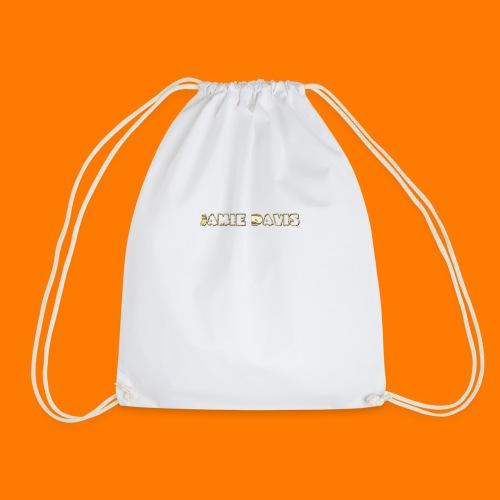 Gold Bar - Drawstring Bag