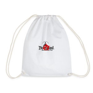 Anarchy ain't on sale(Dismaland unofficial gadget) - Drawstring Bag