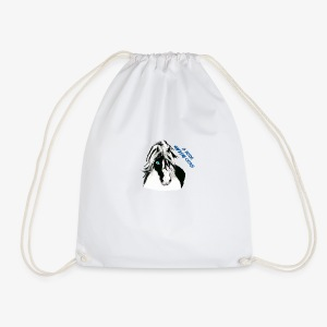 Gypsy cob - Drawstring Bag