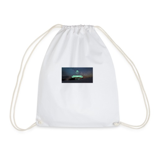 Speak Brand Logo - Drawstring Bag