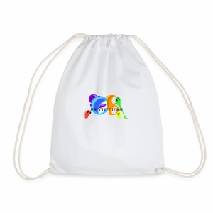 OB Productions Logo - Drawstring Bag