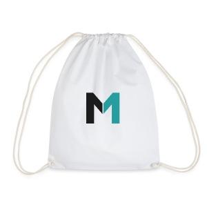 Logo M - Turnbeutel