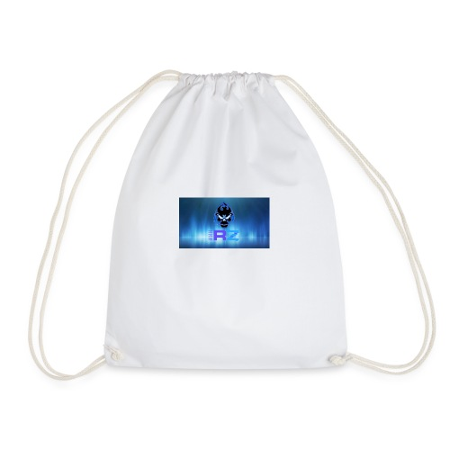 youtube logo - Drawstring Bag