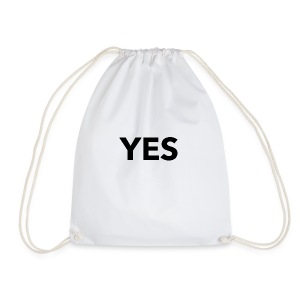 yes - Drawstring Bag