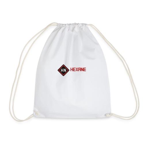 main righttext - Drawstring Bag