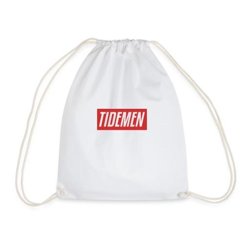 TIDEMEN CLOTHING - Drawstring Bag