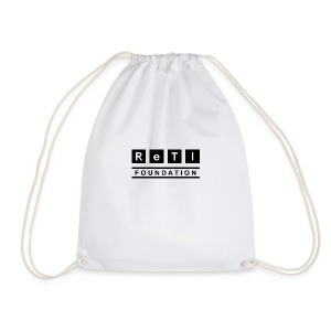 Reti Foundation - Drawstring Bag