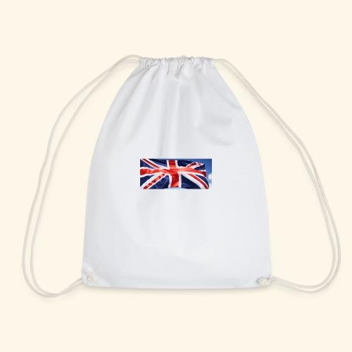 UK flag - Drawstring Bag