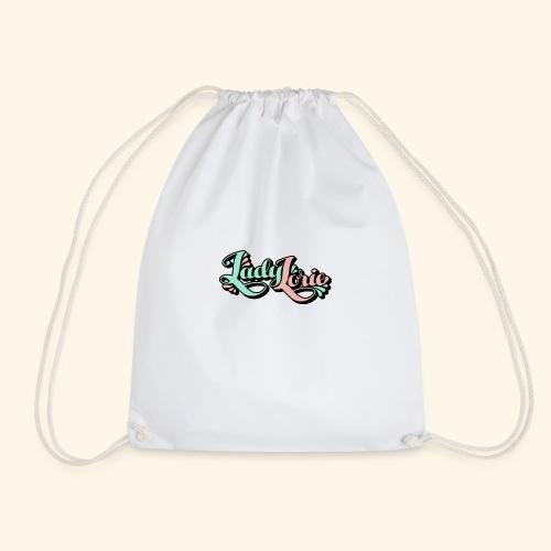 LadyLorie Logo - Turnbeutel
