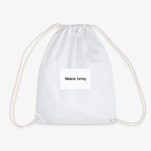 Maisie - Drawstring Bag