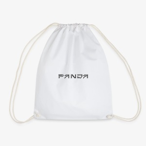PANDA 1ST APPAREL - Drawstring Bag