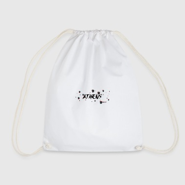 Athens #3d - Drawstring Bag