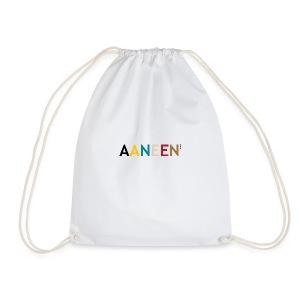 AANEEN_Alleen_Letters - Gymtas