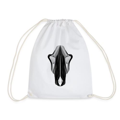 Canine skull - Drawstring Bag