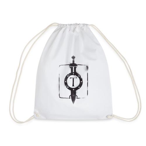travian_legends_shield_b - Drawstring Bag