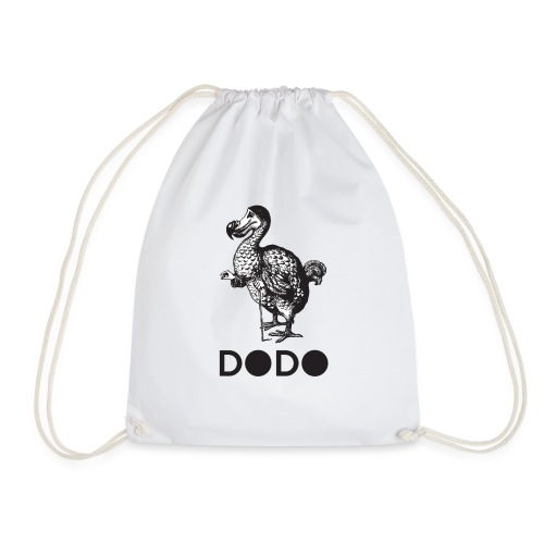 DODO TEES ALICE IN WONDERLAND - Sacca sportiva
