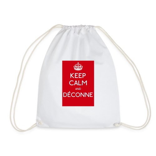 KEEP CALM - Sac de sport léger
