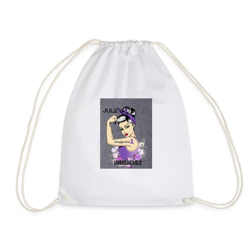 Julz the UNBREAKABLE - Drawstring Bag